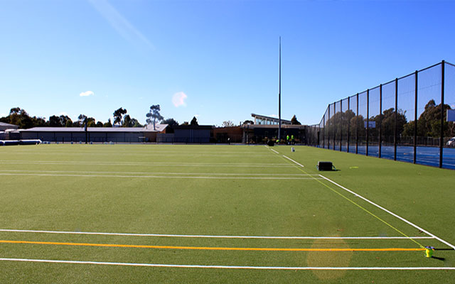 Sport Surfaces by Thomas Green Landscape Construction