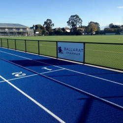 Sporting Fields Surface Installation by Thomas Green