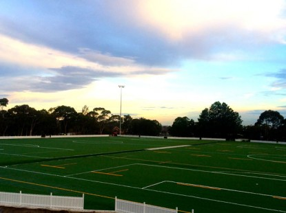 Melwood Oval, Forestville
